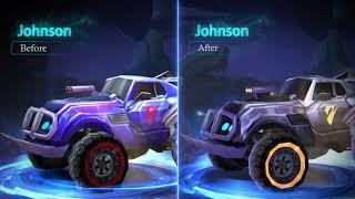 Jhonson MUSTANG Official Trailer | Mobile Legends