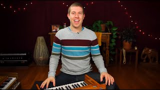 Top 10 Considerations when Picking a Harmonium