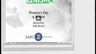 THE PRAISE TO AFRICAN WOMEN SABC 2 LENTSWE POETRY  PROJECT VERSION