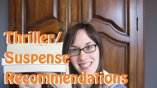 Psychological Thrillers & Suspense Recommendations