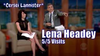 Lena Headey - Aka Cersei Of House Lannister - 5/5 Appearances In Chron. Order [HD]