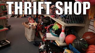 Thrift Store Shopping for Resale on eBay - A PERFECT Brand to Sell