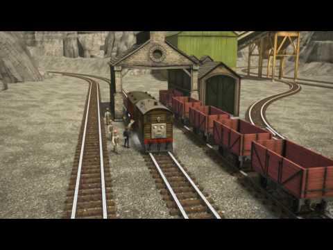 Thomas e Seus Amigos Sinais cruzados