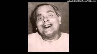 Amar Matha Nato(আমার মাথা নত করে দাও হে) - DEBABRATA BISWAS
