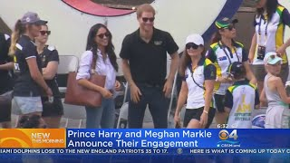 Prince Harry &  Meghan Markle Are Tying The Knot!