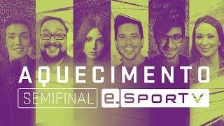 AO VIVO | Aquecimento Semifinal CBLoL | INTZ e-Sports X PaiN Gaming | e-SporTV