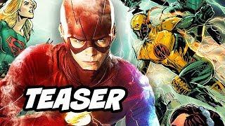 The Flash Season 4 Arrow Crossover Teaser Breakdown - Crisis
