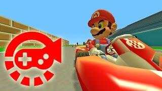 360° Video - Mario Source Karts GMod