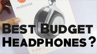 Motorola Pulse 2 Review The Best Budget Top Headphones?