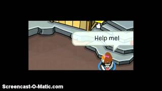 Club Penguin ICarly S1 E2 Part 3 IGet kidnapped
