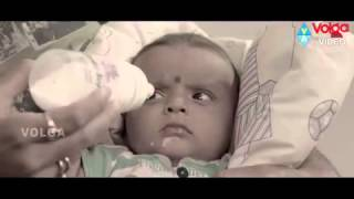 Funny video with baby in Telugu