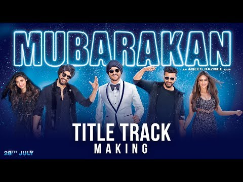 Xxx Mp4 Making Of Mubarakan Song Mubarakan Anil Kapoor Arjun Kapoor Ileana D'Cruz Athiya Shetty 3gp Sex