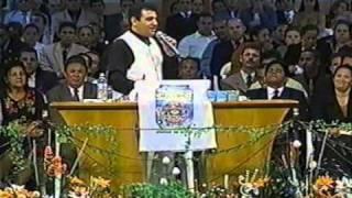Pastor Marco Feliciano  , Dia da Provação .