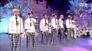 BTOB「Remember that」(2016年3月31日放送「M COUNTDOWN」)