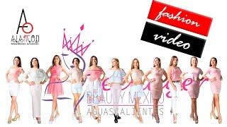 Fashion video Miss Teenager Beauty Aguascalientes 2016