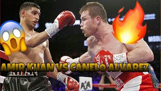 Canelo Alvarez Vs Amir Khan preview The big FYT (highlights)