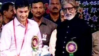 Mahesh Babu - Nandi Awards Function