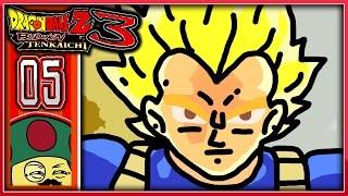Super Duper Mega Vegeta! - Dragonball Z: Budokai Tenkaichi 3   Part 5