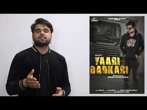 Xxx Mp4 Yaari Badkari Ninja Official Video Sidhu Moose Wala Goldboy Latest Punjabi Song 2018 3gp Sex
