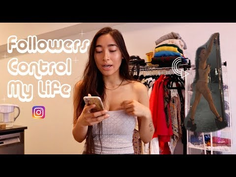 I Let My Instagram Followers Control My Life For a Day