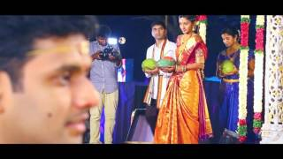 Telugu Traditional  Chowdary ' s Cinematic Wedding Swathi and Mitra in Vijaywada
