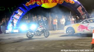 ريد بول درفت عبدو فغالي .. حائل   Red Bull .. Drifting   HD