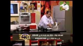 صلصة الكشري- دقة الكشري - شطة الكشري - الشيف محمد فوزي 20 10 2013 جزء 2
