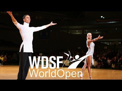 The Final Reel   2017 World Open Latin   DanceSport Total