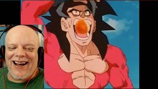 REACTION VIDEOS | Dragon Ball Clip - Goku Eats A Dragon Ball - How Does That Pass?!