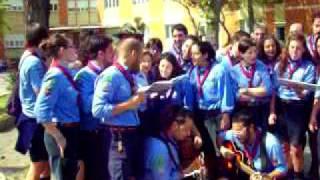 Campo di Formazione Associativa CFA 4/11 Aprile 2009 - NAPOLI (Canto)