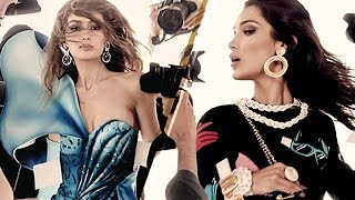Another Photoshop Fail? Gigi Hadid is Unrecognizable in Moschino SS17 Photo Shoot