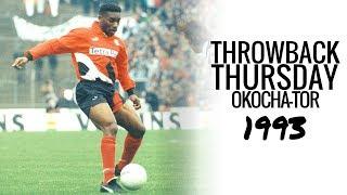 TBT | Okocha-Jahrhunderttor 1993 | Eintracht - Karlsruhe