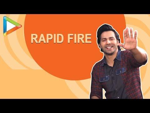 Xxx Mp4 Varun Dhawan S MOST EPIC RAPID FIRE Salman SRK Alia Anushka The Rock Sui Dhaaga 3gp Sex