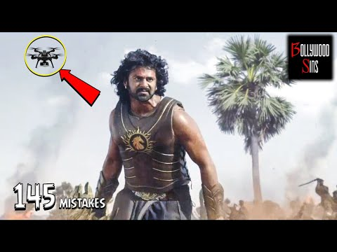 Xxx Mp4 PWW Plenty Wrong With BAHUBALI Movie 145 MISTAKES In Bahubali Bollywood Sins 20 3gp Sex