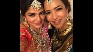 Lakshmi Manchu and Veronica Reddy's stunning jewellery