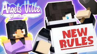 New Rules | Angelsville Minecraft Survival [Ep.10]