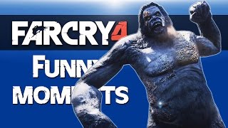 Far Cry 4 DLC Valley of the Yetis! (Funny Moments & Gameplay)