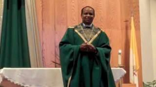 Bishop of Kitui Kenya