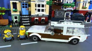 Minions Station Wagon Getaway