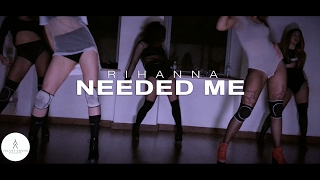Rihanna – Needed Me I heels dance by Diana Petrosyan | VELVET YOUNG DANCE CENTRE