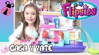 Mi nuevo Yate - Casa y Yate Flipsies - El Yate de Sandy