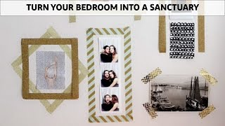 HOW TO: Turn Your Bedroom Into a Sanctuary