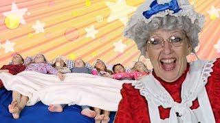 Ten in the Bed | Sillypop!