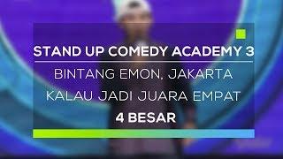 Stand Up Comedy Academy 3 : Bintang Emon, Jakarta - Kalau Jadi Juara Empat