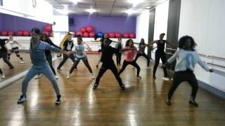 Mr Vegas - Party Tun Up Choreo By Fannyheevia