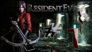 Resident Evil 6 Detonado (Walkthrough) Ada Wong Parte 1 HD