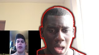 AFRICAN BOY REACTS TO WHITE PEOPLE (Give away winner announced)