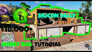 How To Get The *MONEY BAG* in Silicon Vally in the Construction Area (Watch Dogs 2)