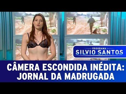 Câmera Escondida Inédita: Jornal da Madrugada