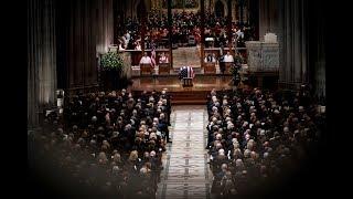Washington bids farewell to President George H.W. Bush